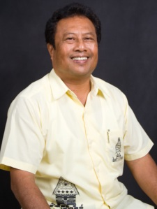 Tommy E. Remengesau Jr., President of the Republic of Palau